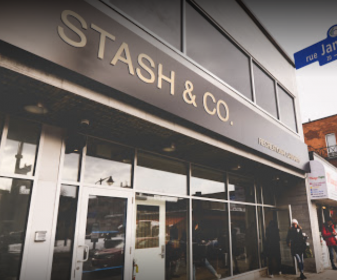 Stash & Co. Recreational Cannabis