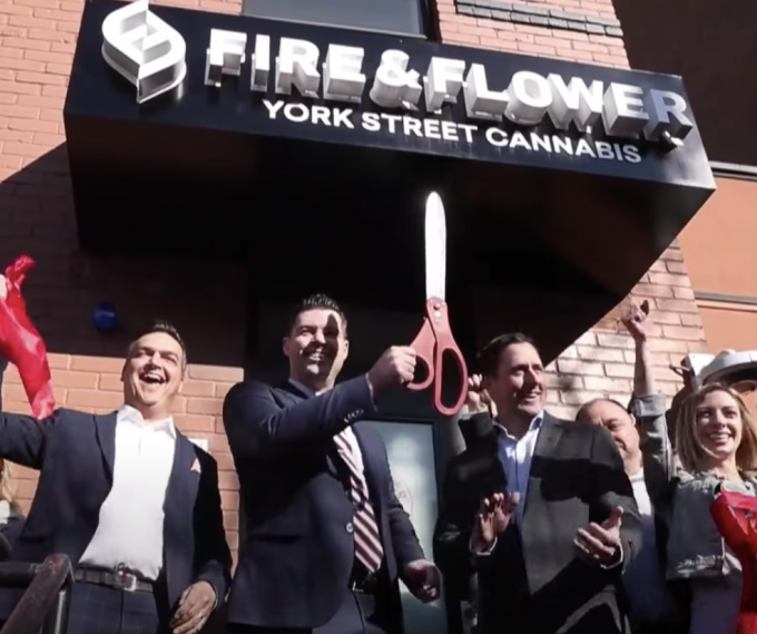 Fire & Flower Cannabis Co.