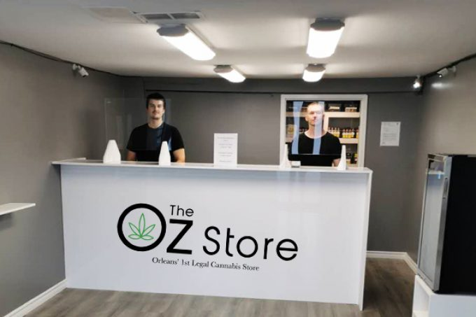 The Oz Store